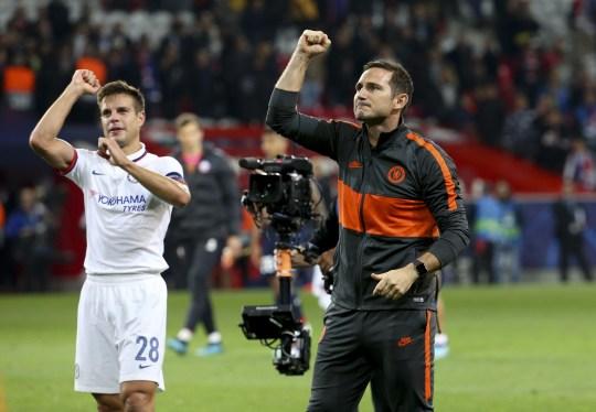 Lampard Akui Chelsea Raih Tiga Poin Penting Dari Lille