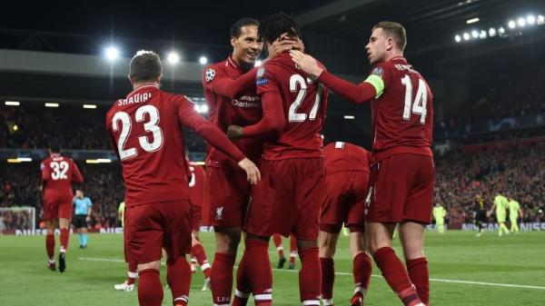 Raksasa Club Liverpool Dikabarkan Telah Behasil Menyingkirkan Club Barcelona Dalam Leg Kedua Semi Final Liga Champions