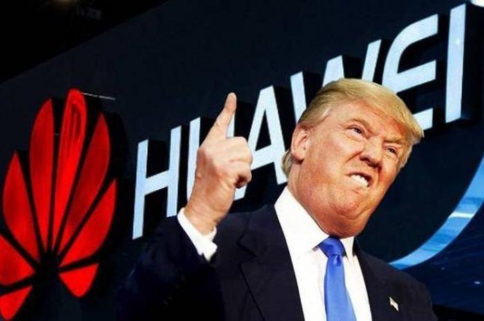 Trump mengatakan Huawei adalah Sesuatu yang Sangat Berbahaya