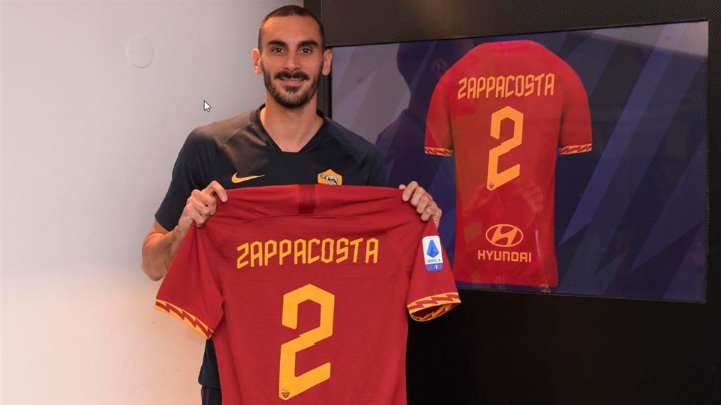 Roma Tuntaskan Peminjaman Fullback Chelsea
