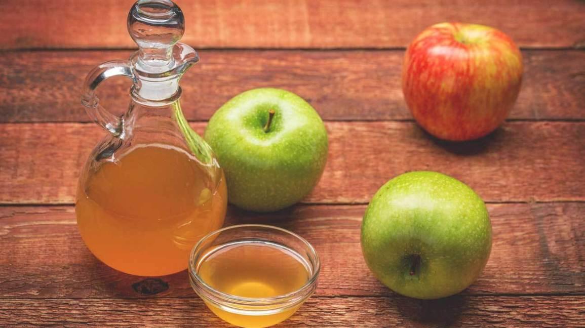Bisakah Cuka Apel Meredakan Perut Kembung ?