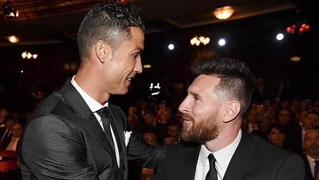 Kaka Ungkap Perbedaan Lionel Messi dan Cristiano Ronaldo