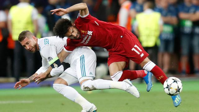 Final Liga Champions Jadikan Sergio Ramos Sebagai Masterpiece