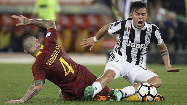 Radja Nainggolan Pernah Tolak Berikan Tanda Tangan Fans Juventus